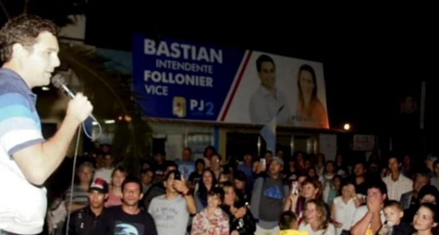 ELECCIONES EN SAN JOSE GANO BASTIAN.