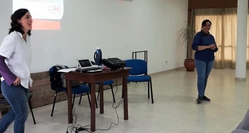 Se llevó a cabo en San José una charla preventiva sobre tabaquismo