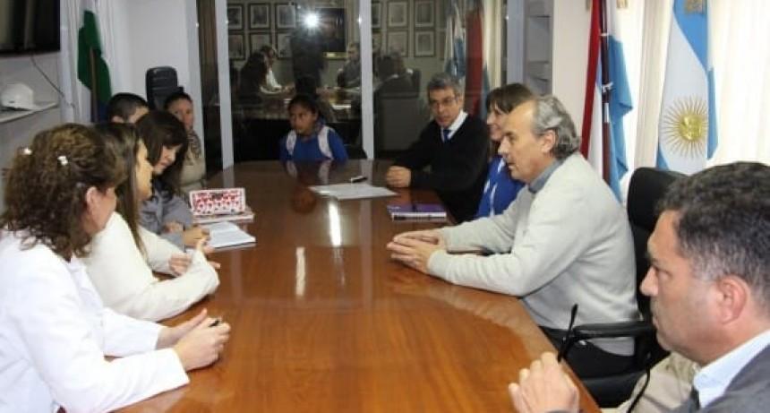 VILLA ELISA  CONVENIO ENTRE LA ESCUELA N 29 Y LA MUNICIPALIDAD