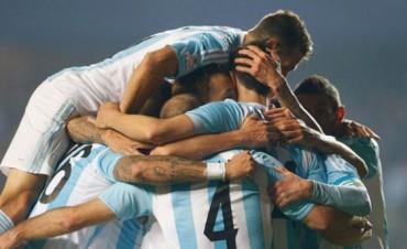 ARGENTINA FINALISTA COPA AMERICA.