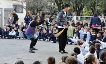 VILLA ELISA CAMPAÑA EDUCACIONAL AMBIENTAL.