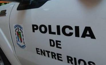 RESISTENCIA A LA AUTORIDAD Y LESIONES A POLICIA.