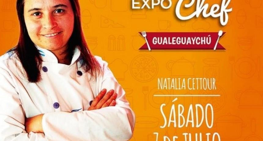 SANJOSESINA CONVOCADA A EXPO CHEF.