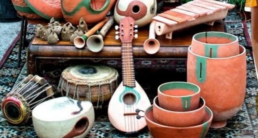 VILLA ELISA  TALLER DE INSTRUMENTOS MUSICALES DE CERÁMICA