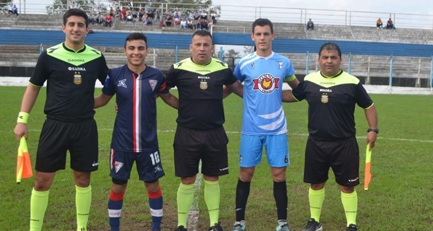 Torneo de selecciones sub 15.