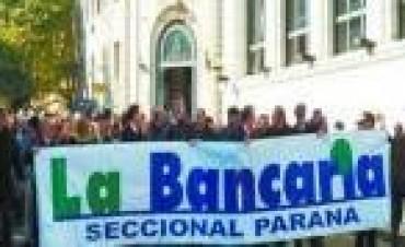 PARO DE BANCARIOS.