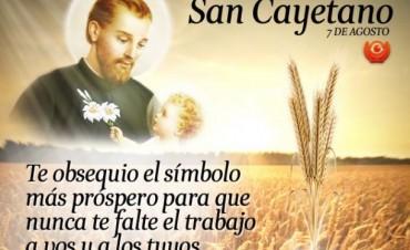 DIA DE SAN CAYETANO.
