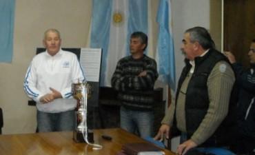FUTBOL PRIMERA Y TERCERA EN COLON.
