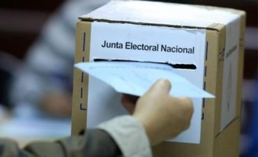 ELECCIONES PASO EN SAN JOSE.