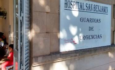 HABILITARON QUIROFANO EN HOSPITAL SAN BENJAMIN.