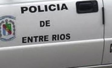 ROBO EN UNA GOMERIA EN CASEROS.