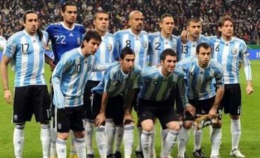 AMISTOSO INTERNACIONAL GANO ARGENTINA.