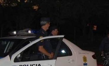 NIÑA BALEADA EN CONCEPCION DEL URUGUAY.