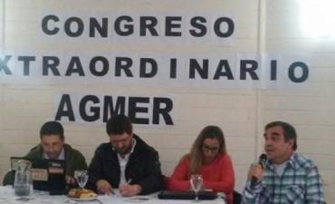 AGMER ESPERA DIEZ DIAS Y DEFINE MEDIDAS.