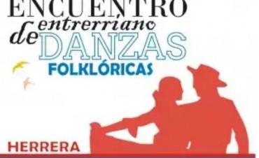 JOVENES ELISENSES ENCUENTRO DE DANZAS EN HERRERA.