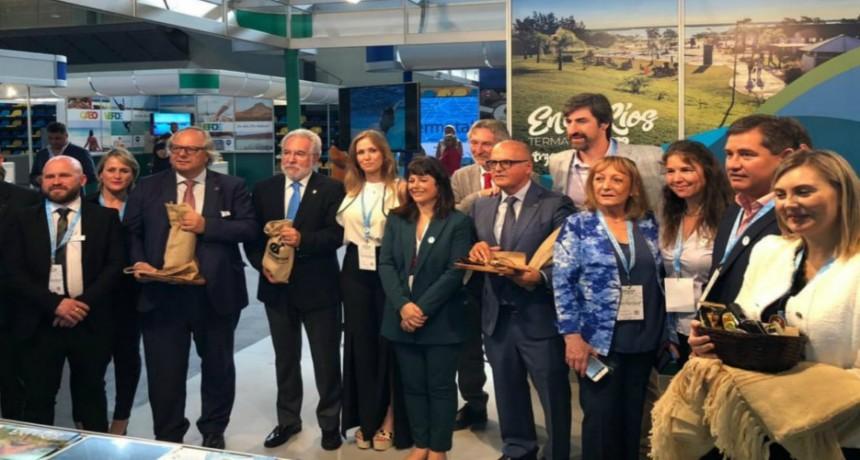 La provincia participa en la 19º Feria Internacional de Turismo Termal, Salud y Bienestar 2019 Termatalia