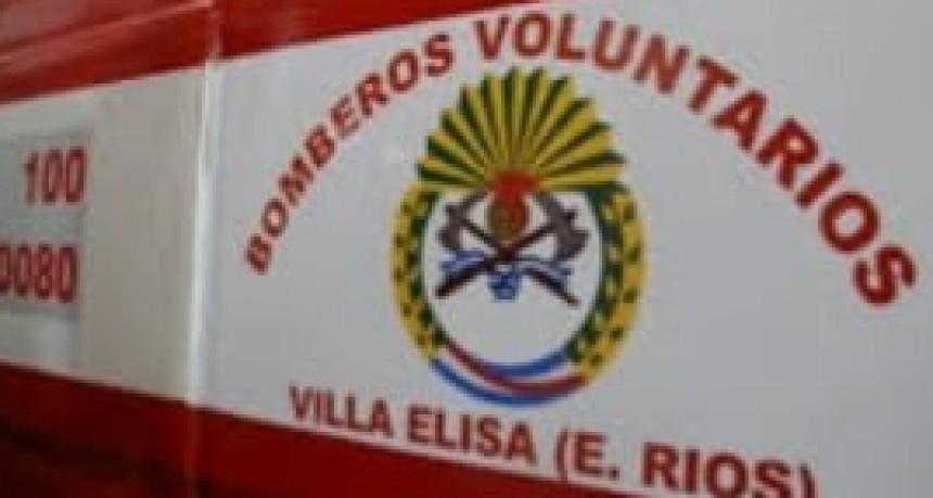ACCIDENTE EN VILLA ELISA.