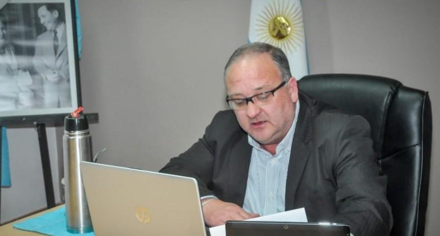 DEPARTAMENTO COLÓN SENADOR MAURICIO SANTA CRUZ PJ.