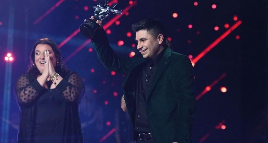 Francisco Benítez ganó La Voz Argentina y conquistó al país con su talento e historia de vida