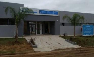 COLON SE INAUGURO CASA EDUCATIVA TERAPEUTICA.