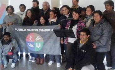 ENCUENTRO DE PUEBLOS ORIGINARIOS EN CHAJARY.