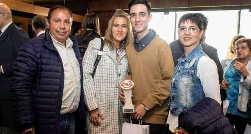 La Asociación Profesional de Salud y Alimentos (APSAL) premió a Establecimiento Los Pecanes.