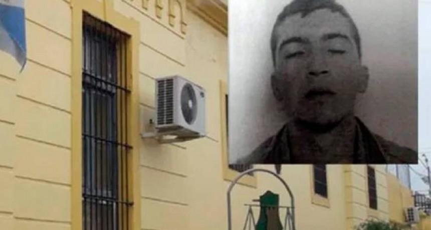 CONC. DEL URUGUAY IDENTIFICARON AL INTERNO QUE SE FUGÓ .