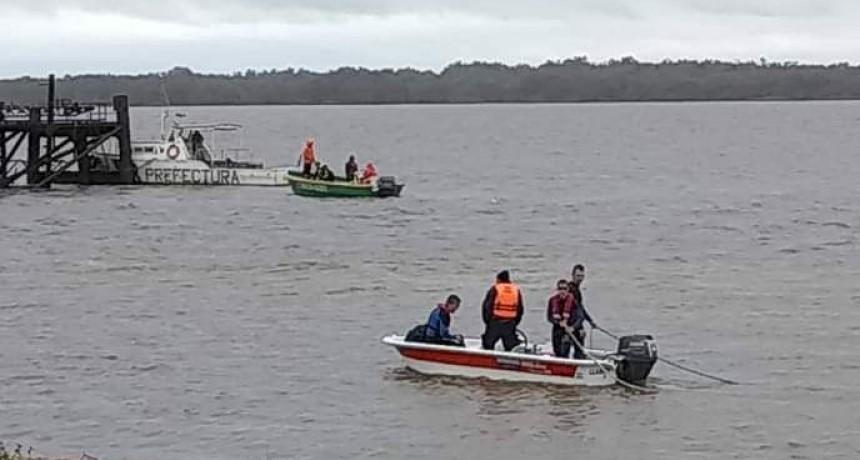 ENCONTRARON EL CUERPO DEL ADOLESCENTE DESAPARECIDO EN AGUAS DEL RÍO URUGUAY