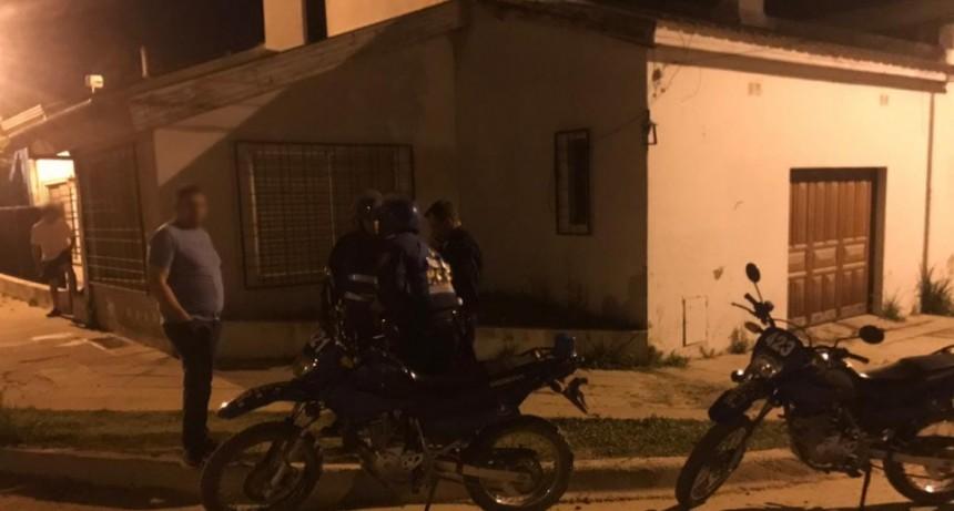 SAN JOSÉ Gacetilla policial.