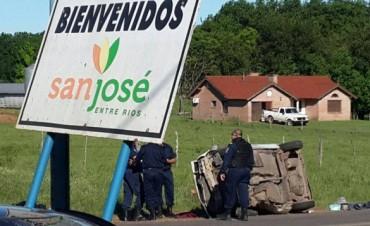 ACCIDENTE Y MUERTE EN RUTA 26.
