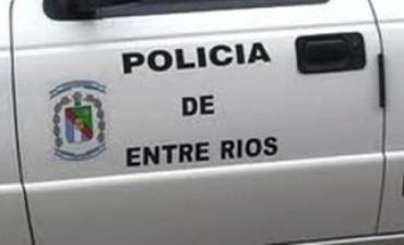 ROBO EN CONCEPCION DEL URUGUAY.