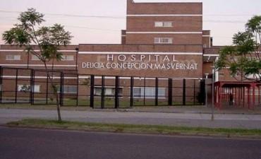 SUSTRAJERON BEBE DEL HOSPITAL DE CONCORDIA.