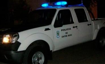 POLICIA RECUPERAN ELEMENTOS EN SAN JOSE.
