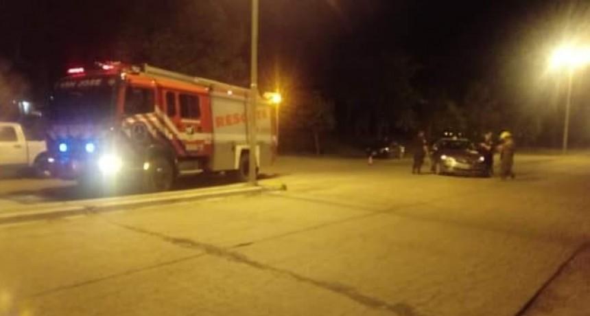 ACCIDENTES OCURRIDOS DURANTE FIN DE SEMANA EN LA ZONA-