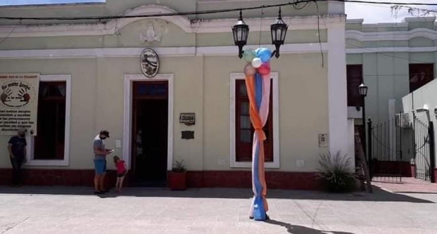 UBAJAY UBAJAY SE SUMA A LA SEMANA DE LOS DERECHOS DE LA NIÑEZ Y LA ADOLESCENCIA.,