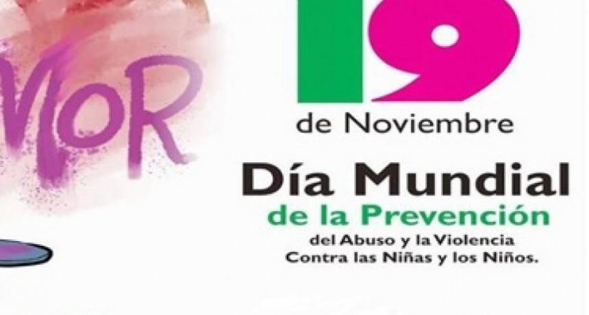 DIA MUNDIAL DE LA PREVENCION DEL ABUSO Y LA VIOLENCIA CONTRA NIÑOS Y NIÑAS..