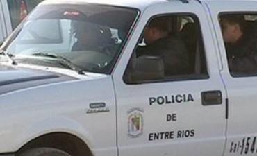 ASALTARON REPARTIDOR EN CONCEPCION DEL URUGUAY.