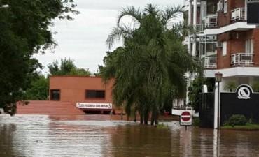 CRECIENTE DEL RIO URUGUAY.