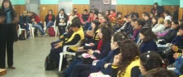 Dictaron el segundo taller de orientación vocacional en San José